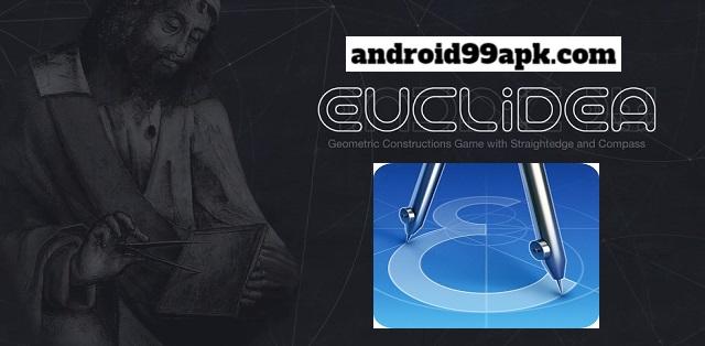 لعبة Euclidea v4.38 مهكرة للأندرويد