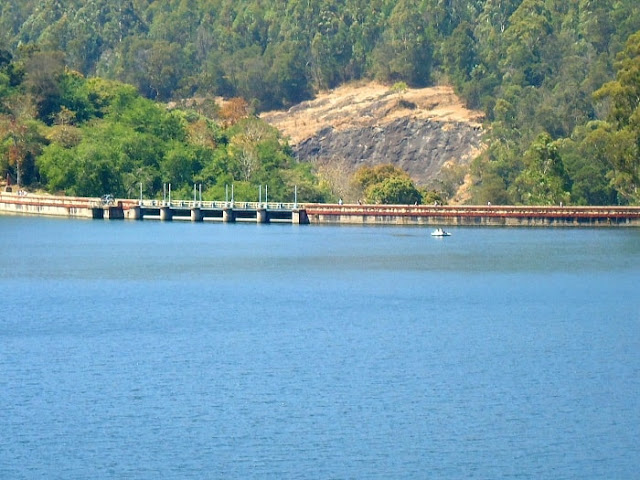 Kundala Dam & Lake Munnar, Best Places to Visit in Munnar