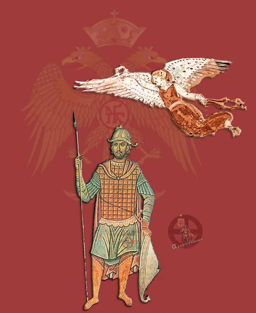 Τα περιστατικά κατά τον θάνατο του Κωνσταντίνου Παλαιολόγου