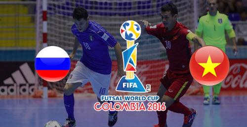 lich-thi-dau-vong-1-8-futsal-world-cup-viet-nam-nga