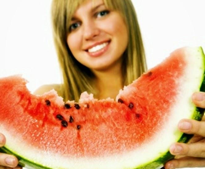 apa boleh makan semangka banyak