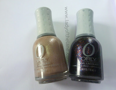 Orly Fall 2011 Nite Owl & Fowl Play