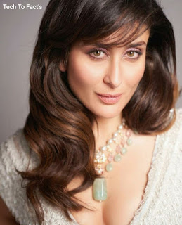 What is the monthly income of Kareena Kapoor?
