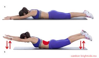 Program Latihan Menguatkan Otot Punggung yang Baik