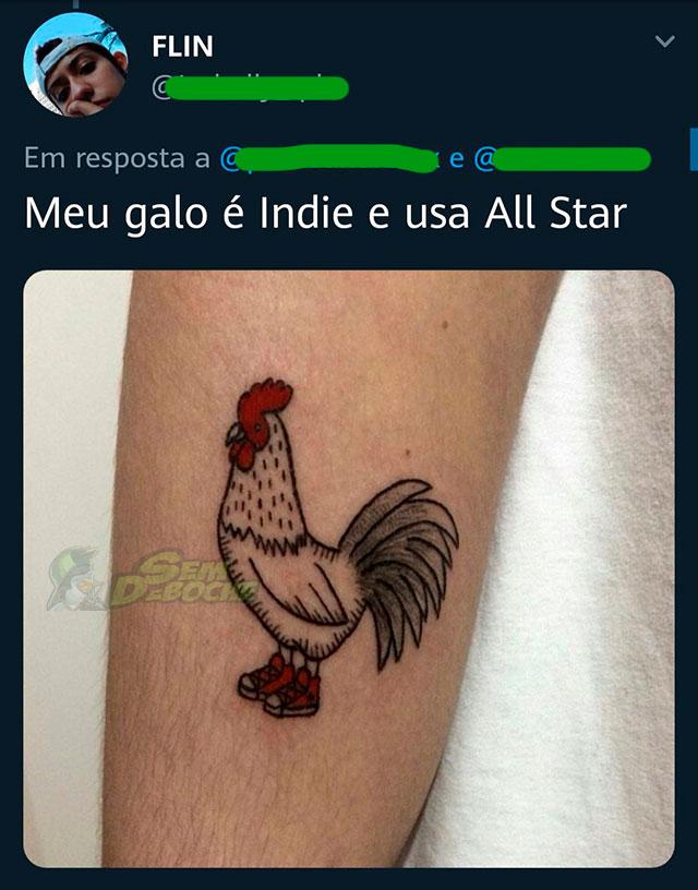 IRMÃOS DE TATUAGEM