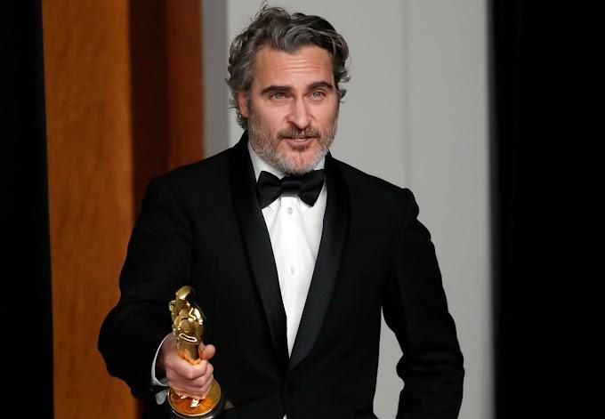 Joaquin Phoenix gana el Oscar a Mejor Actor por Joker