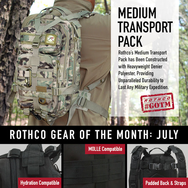 Find Out July s Gear of The Month