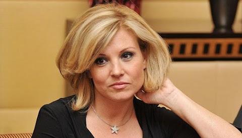 Liptai Claudia ismét belevág: Erre készült egy ideje a műsorvezető