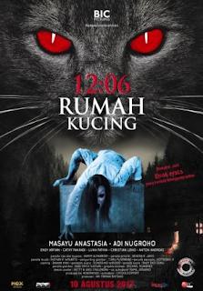 Sinopsis Film 12:06 RUMAH KUCING (2017)