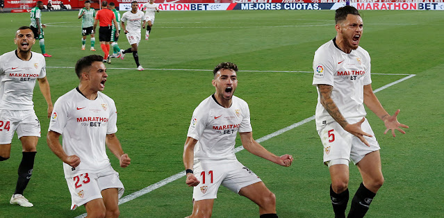 Sevilla vs Real Betis – Highlights