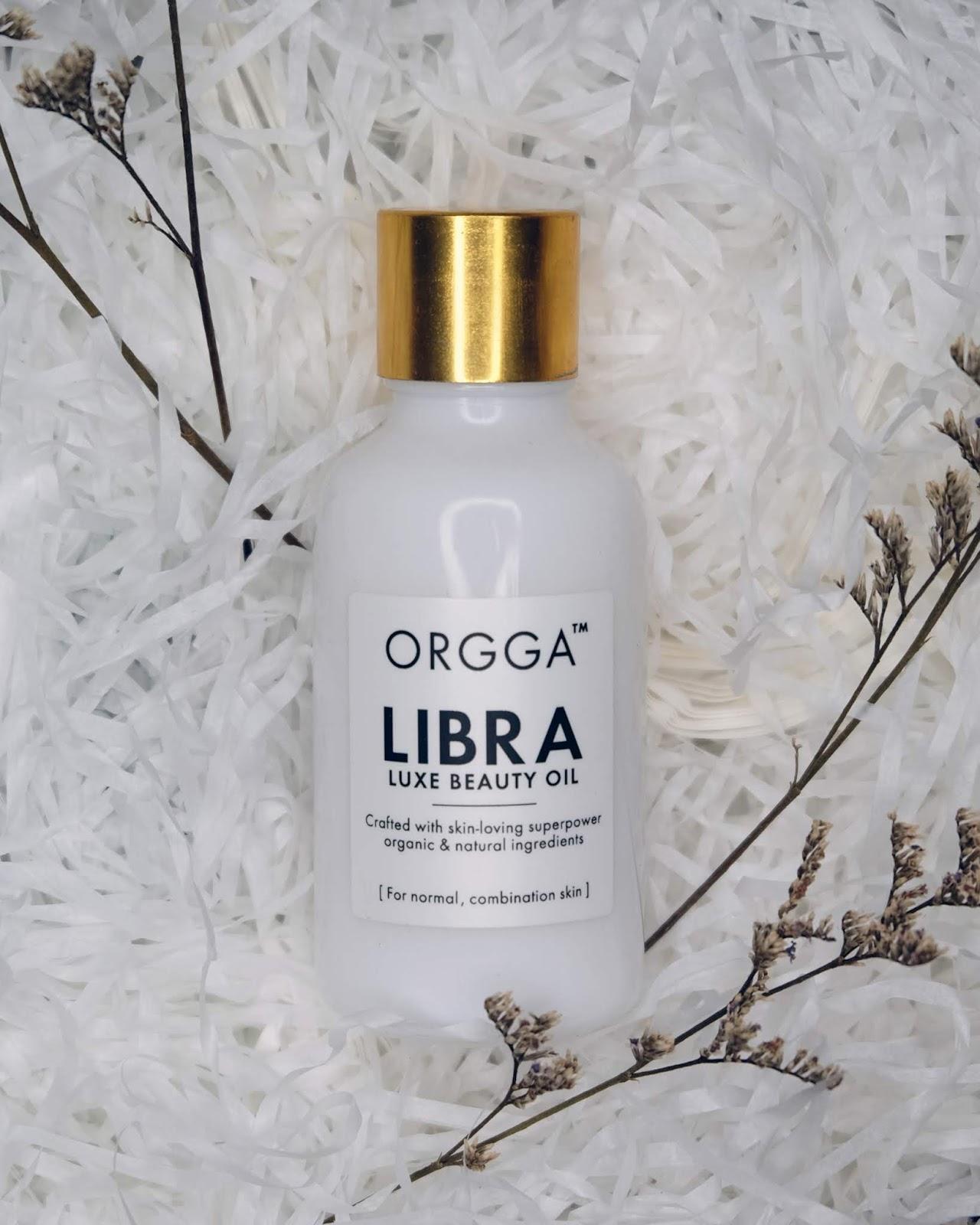 Libra Luxe Beauty Oil Orgga Curitan Aqalili