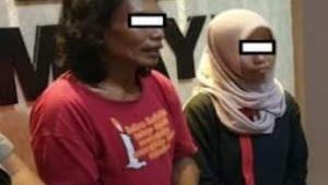 Sekap Siswi SMP, pasangan pasutri paksa lakukan hubungan threesome