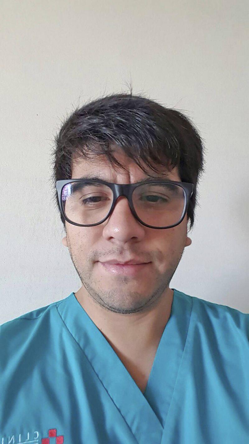 Christian Urrutia urgenciólogo