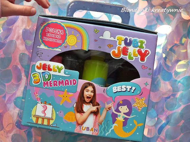 Tubi Jelly- wiosenna nowość od TUBAN