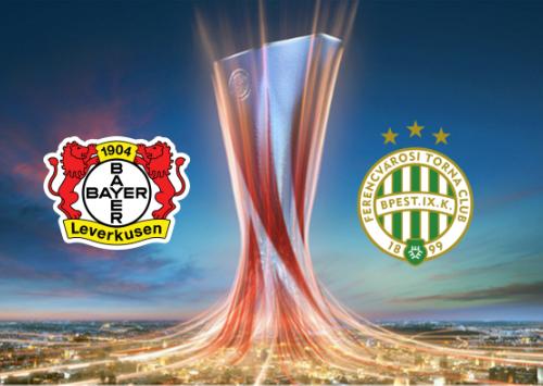 Bayer Leverkusen vs Ferencvaros -Highlights 16 September 2021