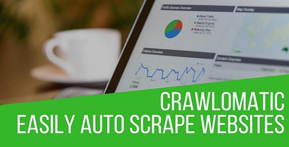 Để thu thập thông tin, Crawlomatic sử dụng tập lệnh java.
