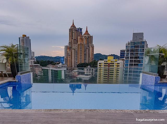 Hospedagem na Cidade do Panma´- Hotel Best Western Panama Zen