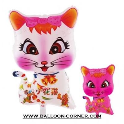 Balon Foil Karakter MARIE CAT