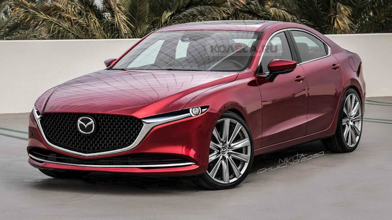 the next gen mazda 6 2023 info