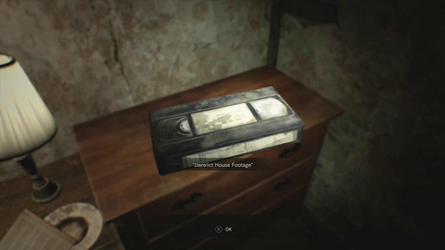 Videotape # 1 - Derelict House