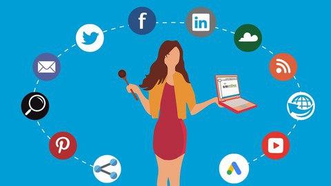 Digital Marketing & SEO Training (beginner to advanced) 2021 [Free Online Course] - TechCracked