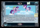 My Little Pony A Second Chance CCG Cards