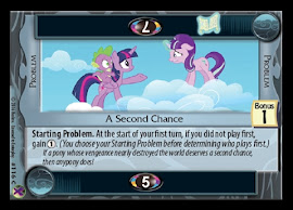 My Little Pony A Second Chance Marks in Time CCG Card