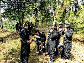 <b>Kegiatan Paintball Yang Heboh di Malang dan Kota Batu</b>