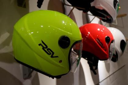 RSV Store, Lapak Helm Lokal Berkualitas dan Bergaransi