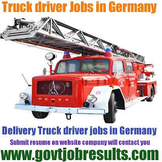 Truck Driver jobs in Germany