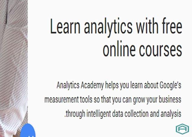 دورة تعلم تحليل المشاريع  بواسطة جوجل أناليتكس