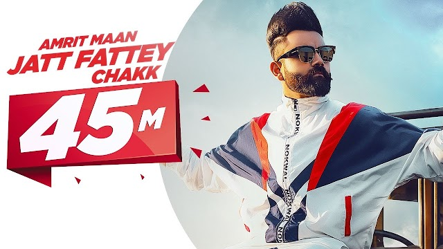 Jatt Fattey Chakk Lyrics - Amrit Maan - Desi Crew