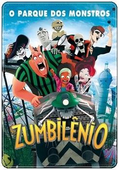 Zumbilênio – O Parque dos Monstros Torrent (2018) BluRay 720p / 1080p Dublado / Dual Áudio