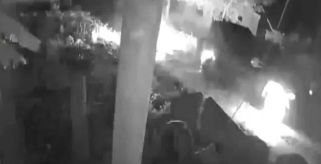 Sicarios del CJNG caen en mina y explotan dentro de camioneta blindada, era una trampa de Cárteles Unidos