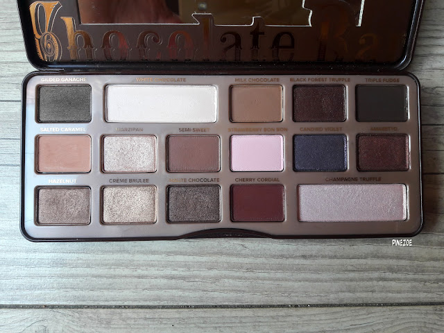 Chocolate Bar - Too faced - dark skin