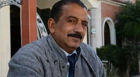 الأستاذ إمام الشفى نائب مدير عام تحرير الأهرام يشاطر الإعلامى   صلاح الجمال الأحزان في وفاة شقيقه