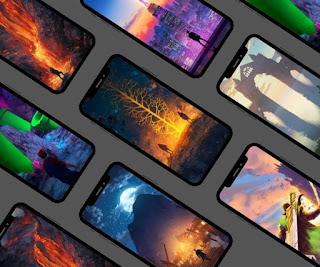 HD phone wallpaper collection thumbnail