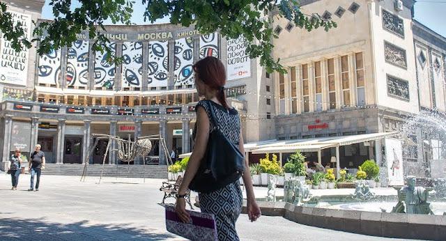 Jubilados gratis a teatros y museos en Armenia