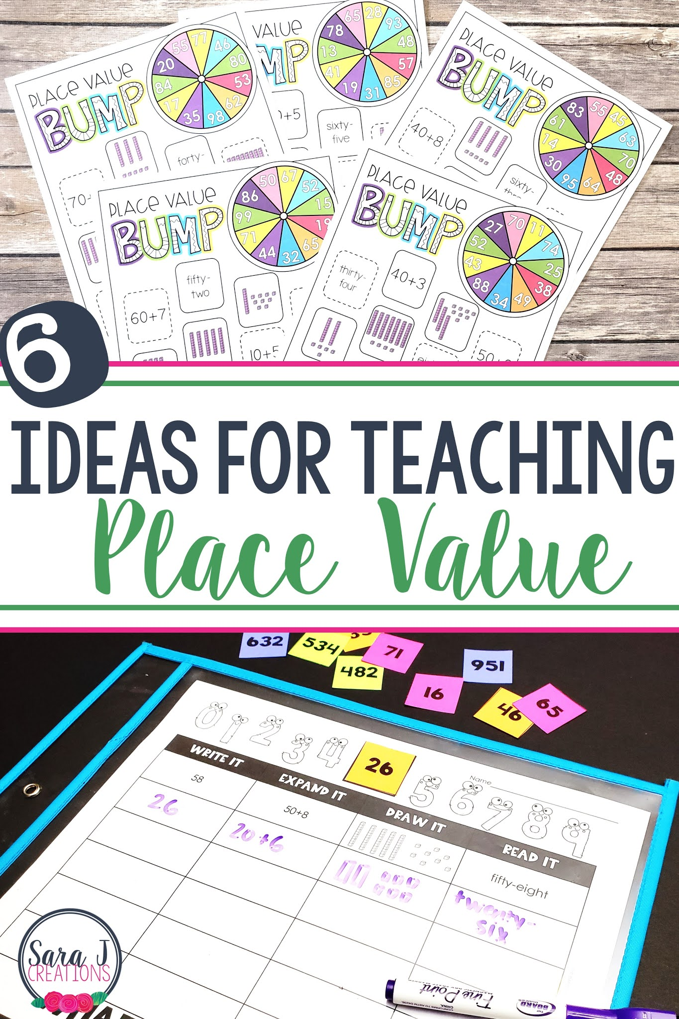 A round up of games, videos, books, manipulatives and freebies to help teach place value. Perfect for first of second grade.
