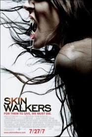pelicula Skinwalkers: El poder de la sangre
