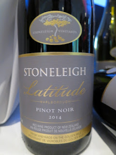 Stoneleigh Latitude Pinot Noir 2014 - Marlborough, South Island, New Zealand (90+ pts)