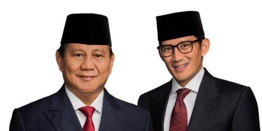 Prabowo-Sandiaga Gugat Hasil Pilpres 2019 ke MK
