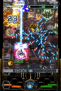 Dodonpachi Resurrection iPhone game available for download