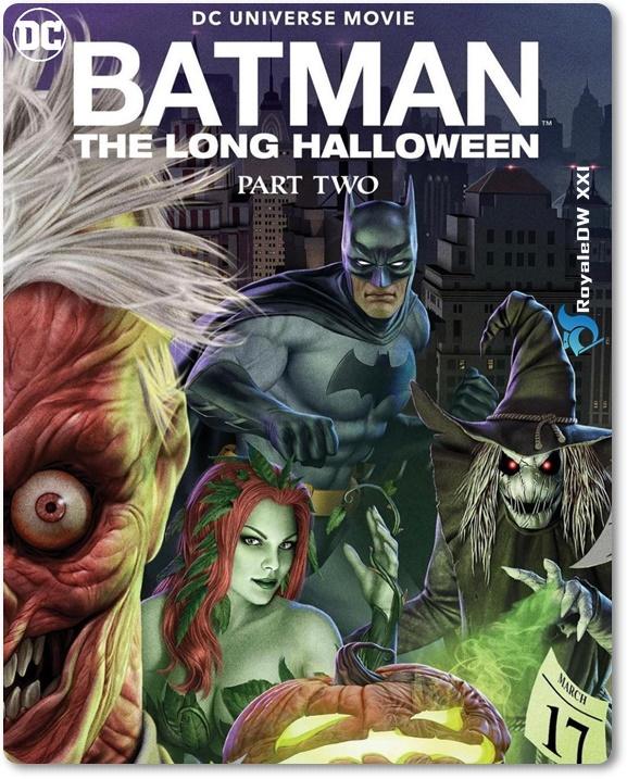 BATMAN: THE LONG HALLOWEEN PART II (2021)
