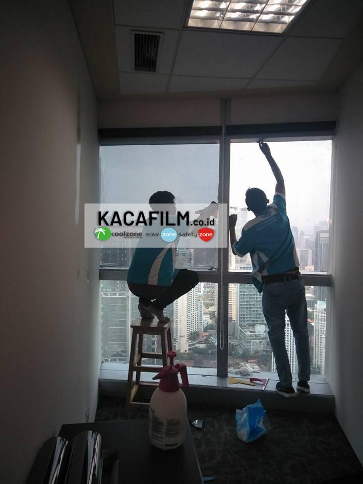 pasang kaca film kantor Cipayung Jakarta Timur