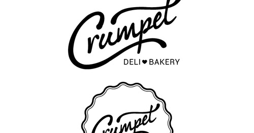 Anja Clarke Graphic Design: Crumpet Bakery