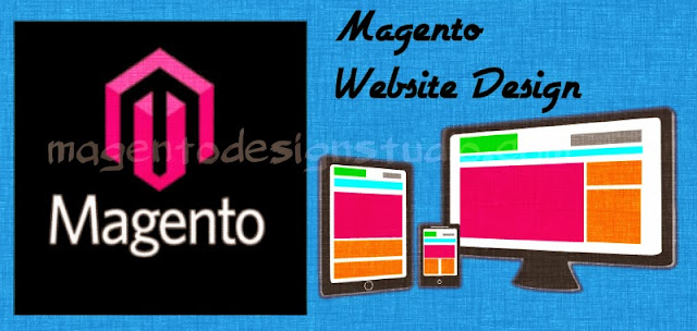 Magento Website Design Services