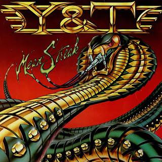 """Το τραγούδι των Y&T """"Mean Streak"""" από τον ομότιτλο δίσκο"""
