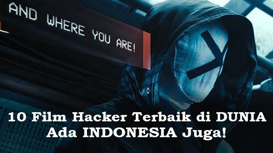 10 Film Hacker Terbaik di Dunia