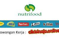 Lowongan Kerja Terbaru PT Nutrifood Indonesia
